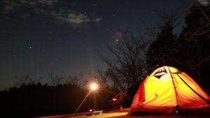 たけべの森公園オートキャンプ場